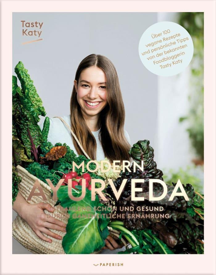Kochbuch: Mandelmus und andere ayurvedische Rezepte von Tasty Katy // HIMBEER