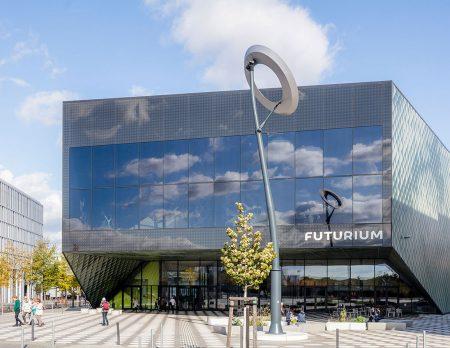 Museumsbesuch in Berlin mit Kindern, Kultur kostenlos: Futurium // HIMBEER