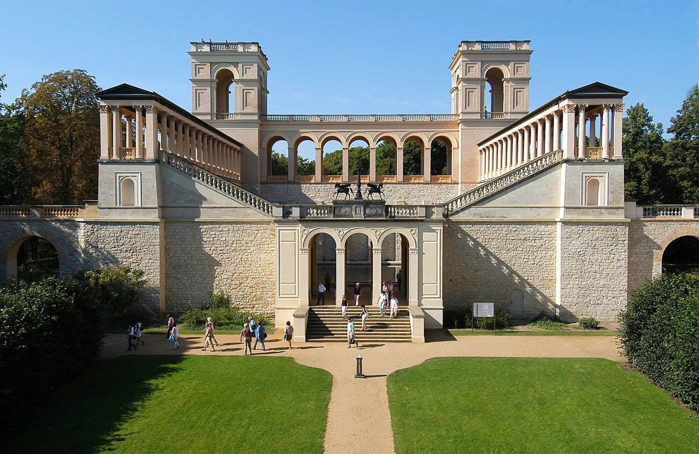 Ausflug mit Kindern nach Potsdam: Belvedere Pfingstberg // HIMBEER