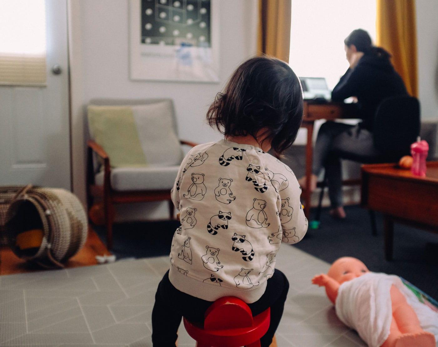 Lohnverlust wegen Kinderbetreuung in der Corona-Ausnahmesituation – in Berlin Entschädigung online beantragen // HIMBEER
