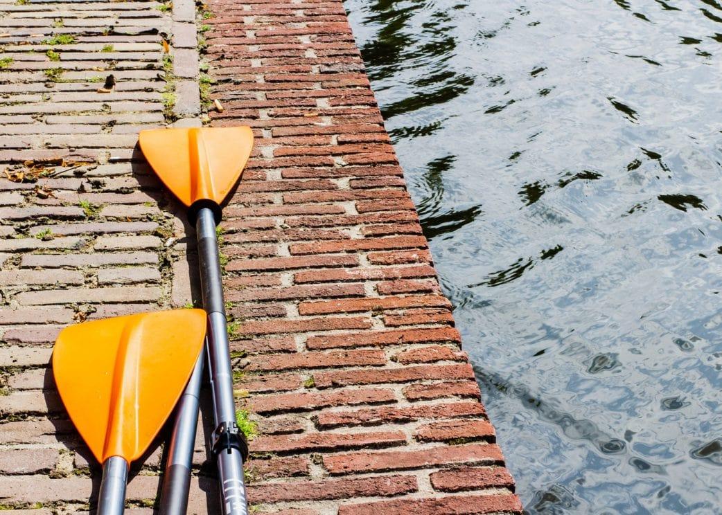 Langes Wochenende mit Kindern: Wassersport Stand up Paddling // HIMBEER