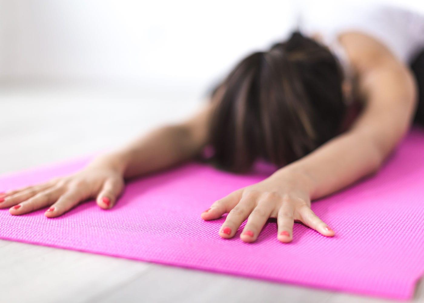 Berlin mit Baby – Beratung und Kurse: Yoga Pre- und Postnatal // HIMBEER