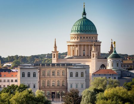 Ausflug nach Potsdam mit Kindern: Museum Barberini // HIMBEER