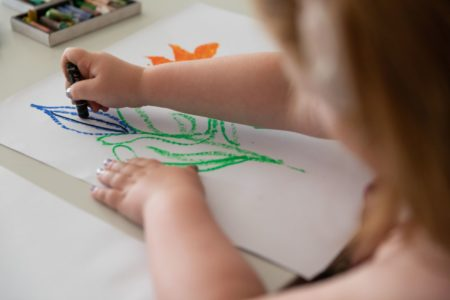 Kids Only – Deine Kunst bei uns // HIMBEER