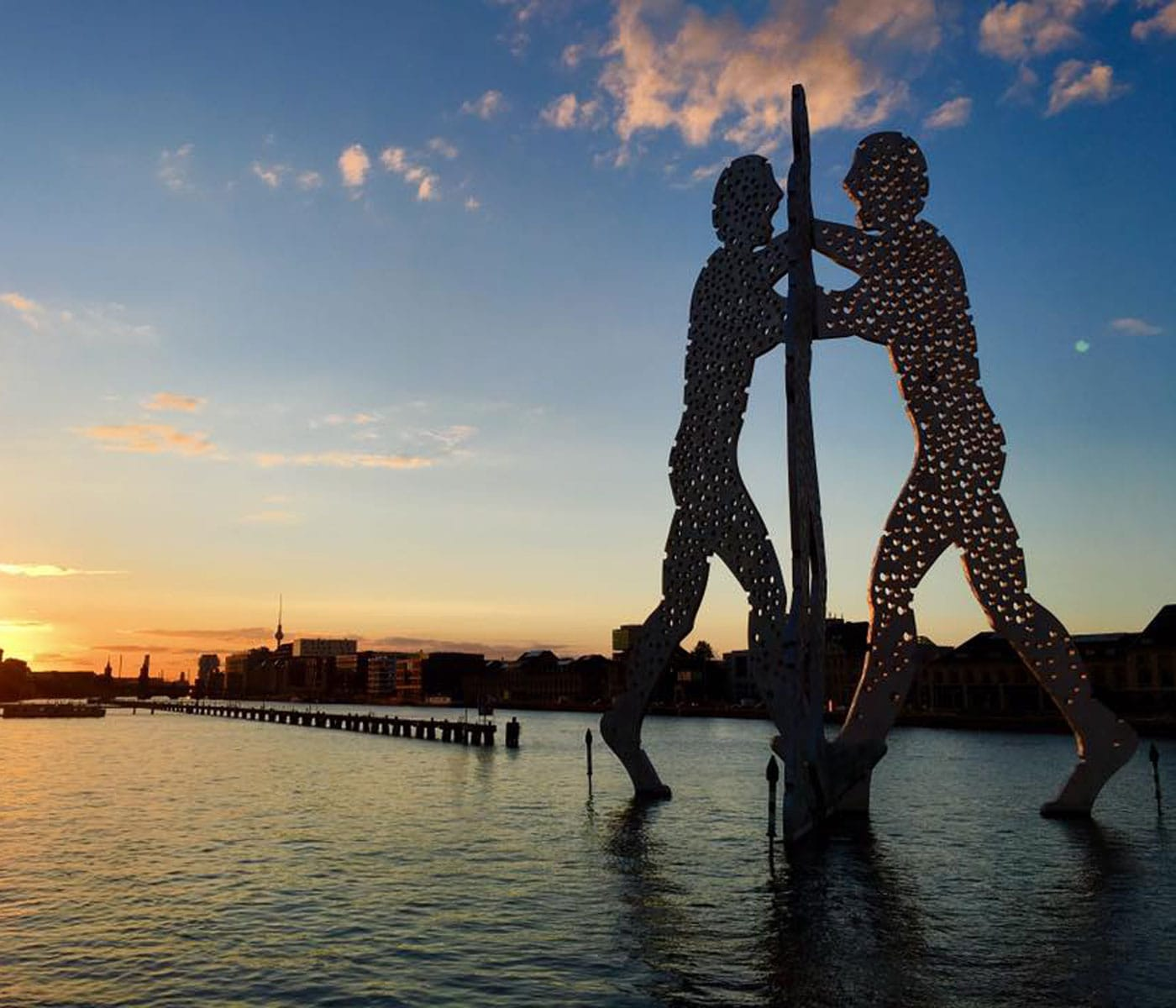 Berlin emit Kindern entdedcken: Molecule Man // HIMBEER