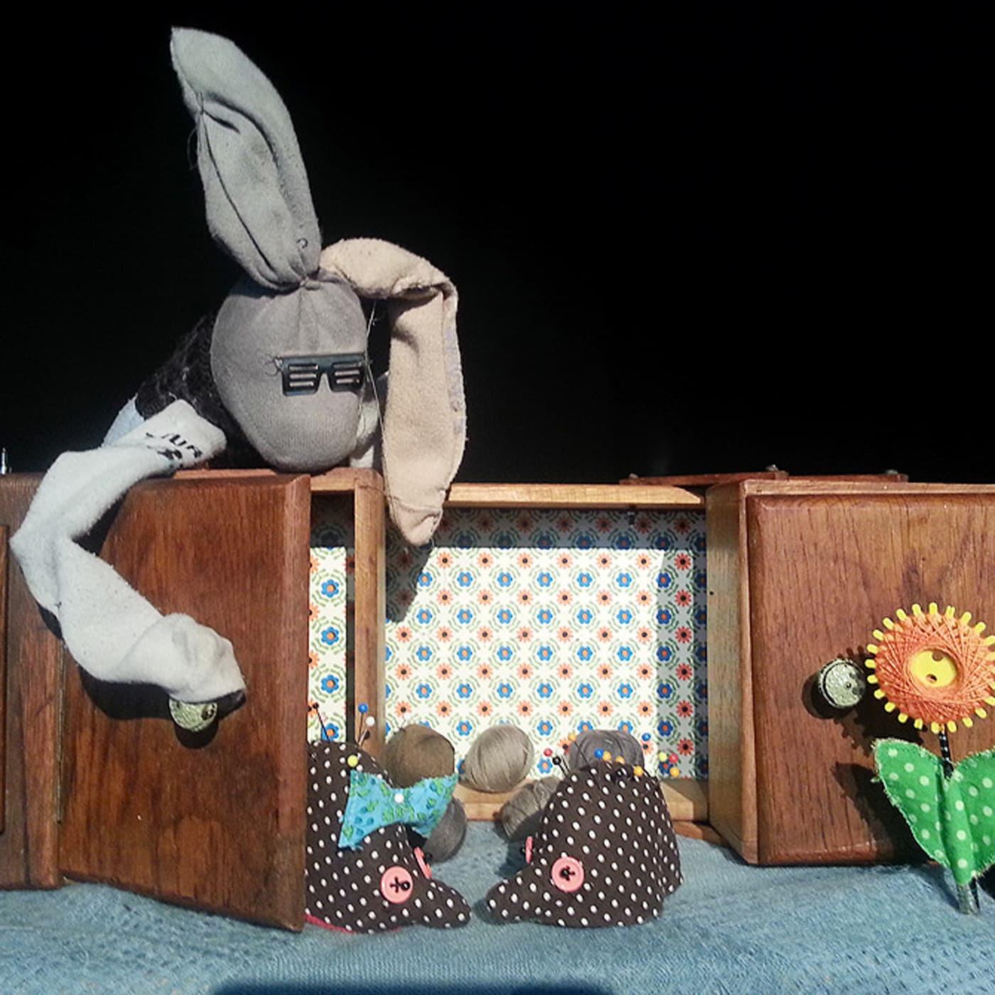 Mini-Tipps im Juli: Hase und Igel – Theater für Kleinkinder in der Freilichtbühne am Weißensee // HIMBEER