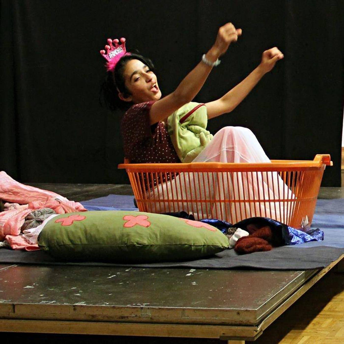 Puppentheater für Kinder: Meerjungfrau // HIMBEER