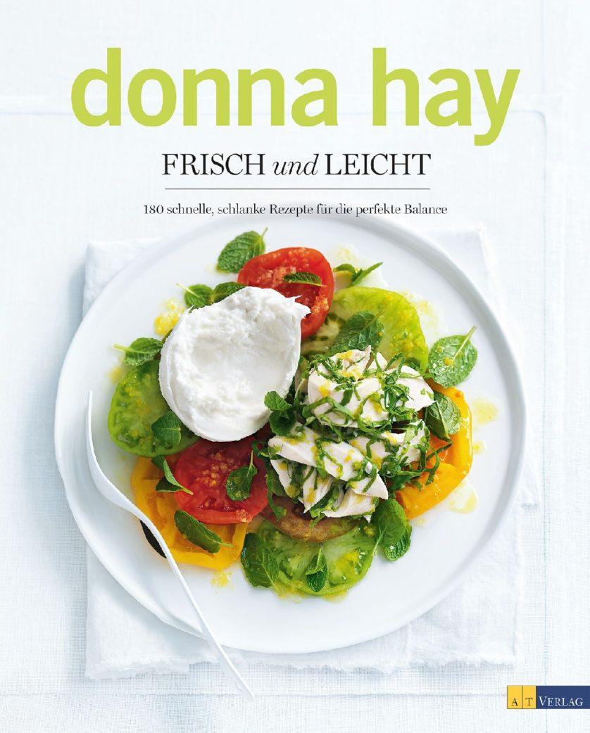 Tomaten-Polenta-Kuchen aus Frisch & Leicht // HIMBEER