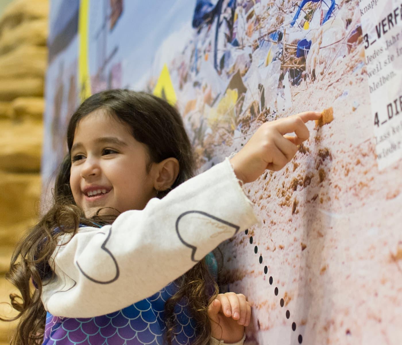 Umweltausstellung für Kinder im Labyrinth Kindermuseum Berlin // HIMBEER