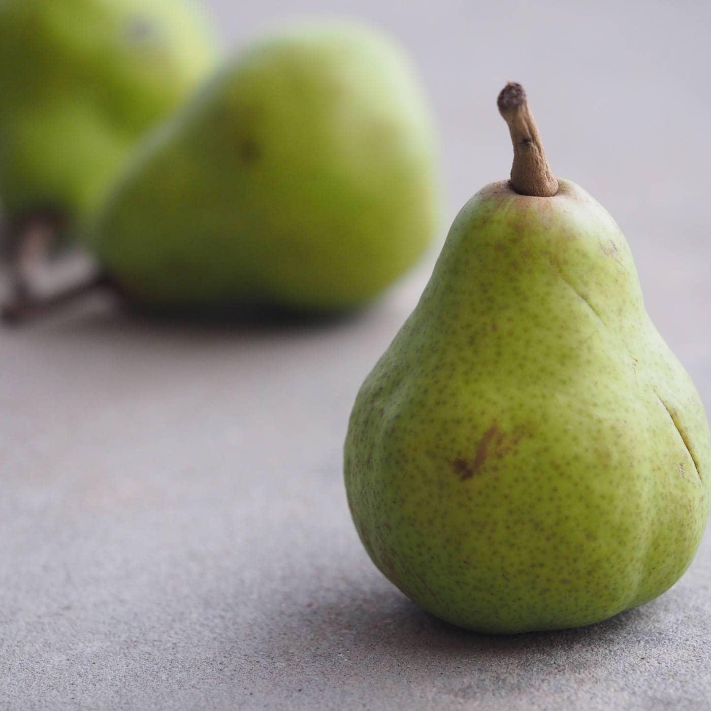 Birnensaft für den fruchtigen Getreidebrei für Babys // HIMBEER