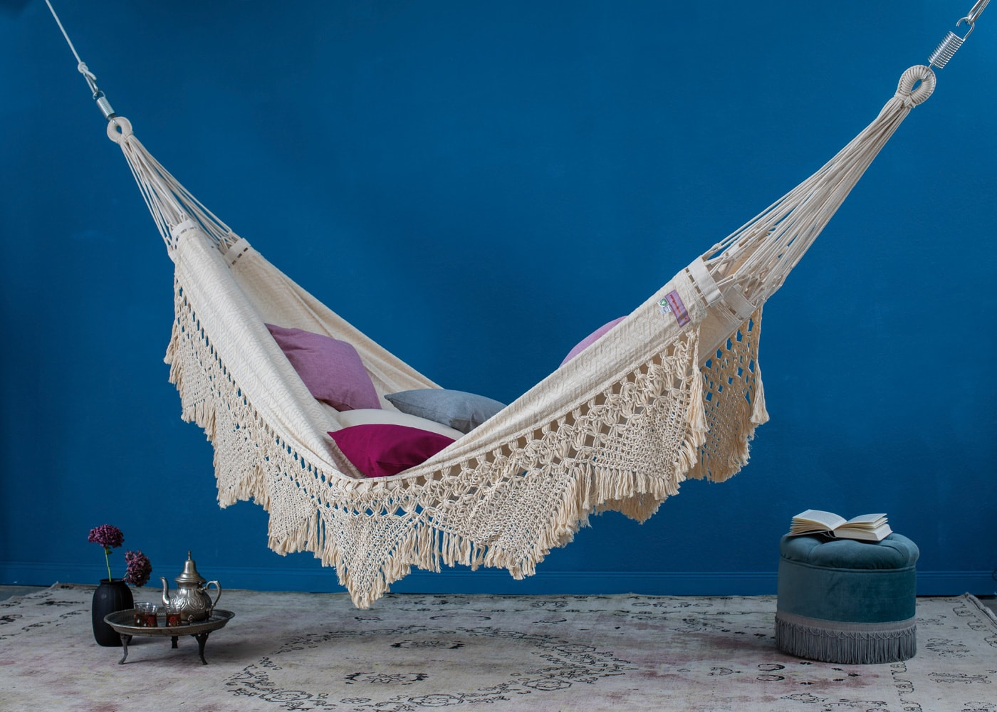 Lieblingssachen im August: Schön entspannen in der Hängematte // HIMBEER