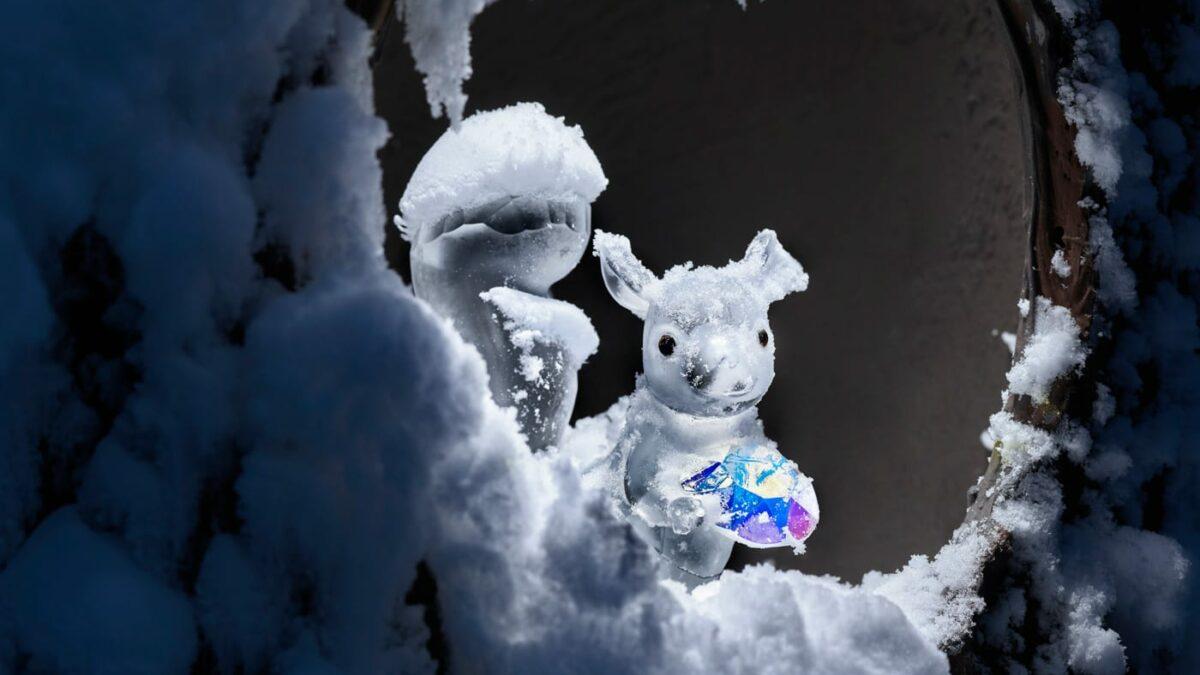 Silent Light – WInterzauber in den Swarovski Kristallwelten // HIMBEER