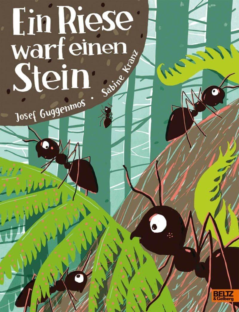 Kinderbuch über den Wald: Ein Riese warf einen Stein // HIMBEER