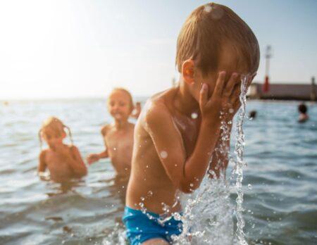Wochenende 14.-16.08.2020: Abkühlung – ans Wasser mit Kindern // HIMBEER