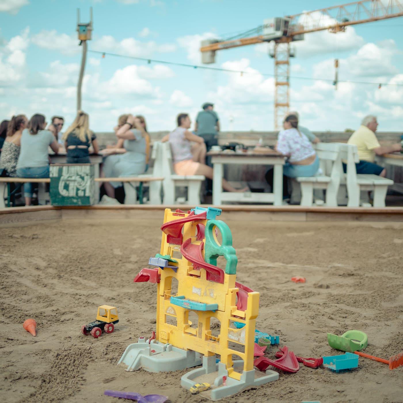 Klunkerkranich mit Kindern – entspannte Orte mit Kindern in Berlin // HIMBEER