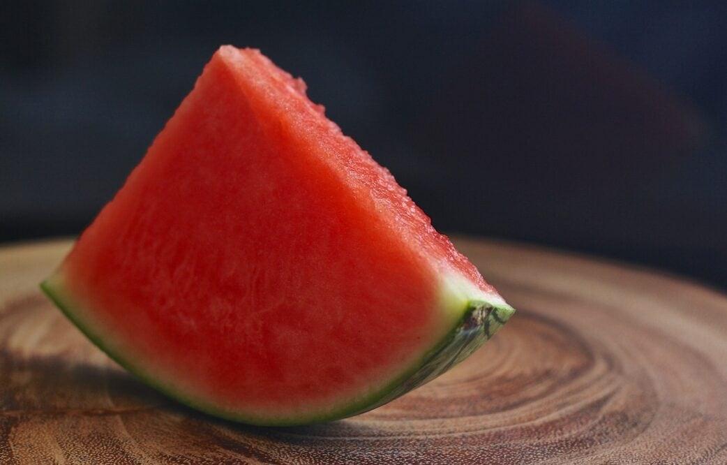 Rezepte für Familien: Wassermelonen-Halloumi-Spieße // HIMBEER