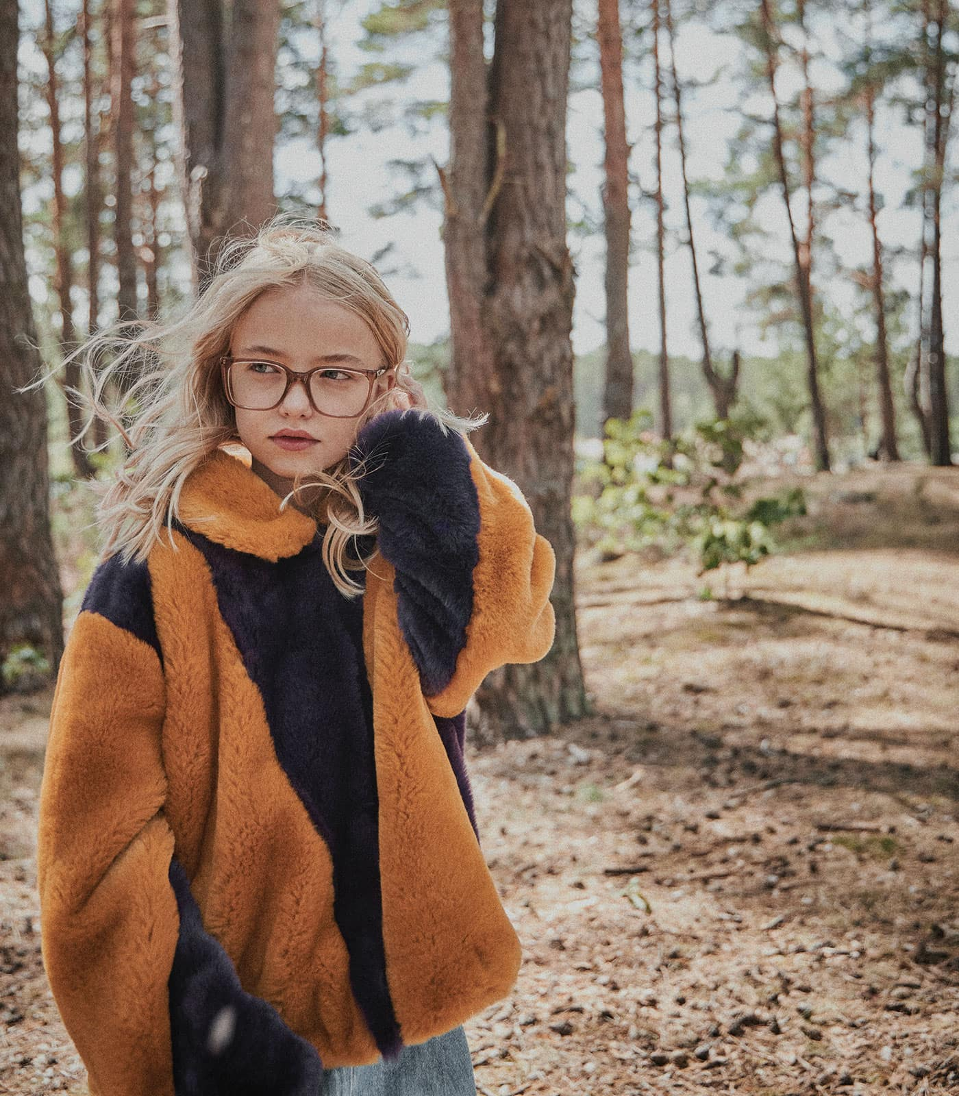 Kinder fair und nachhaltig schön einkleiden // HIMBEER