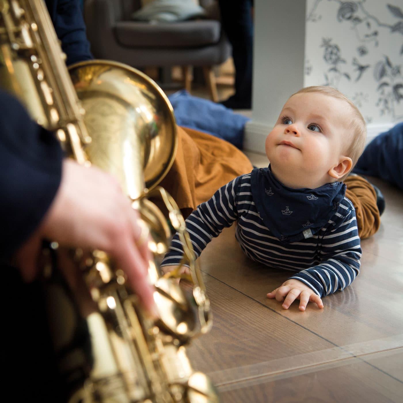 Herbst mit Baby: babykonzert in Nikolaisaal Potsdam // HIMBEER