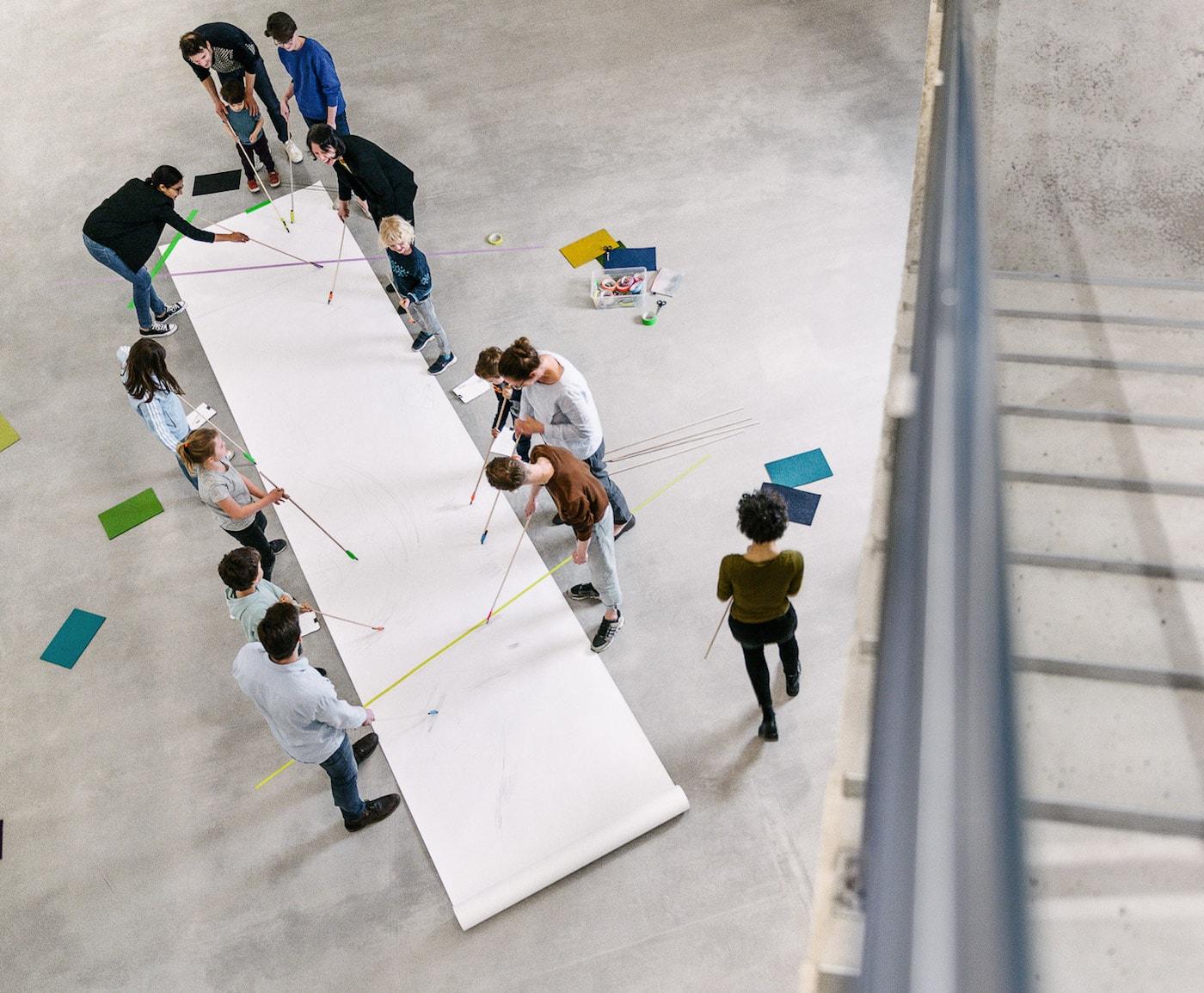 Das erste Oktober-Wochenende lockt mit dem Festival Einzeichen in Berlinischen Galerie // HIMBEER Magazin