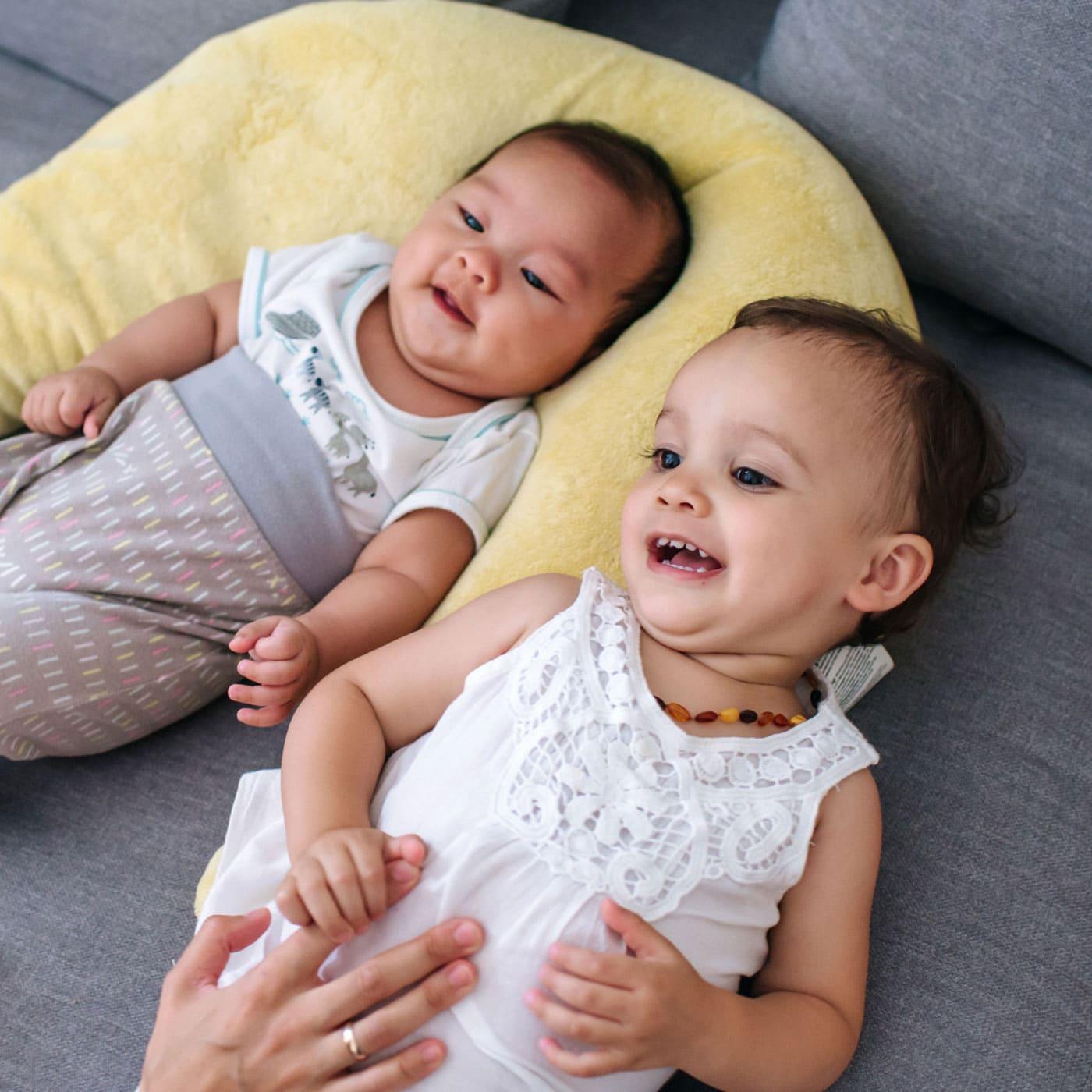 Elternzeit mit Baby – neue Freunde treffen, Krabbelgruppe, Playdates mit BARRIO-App // HIMBEER