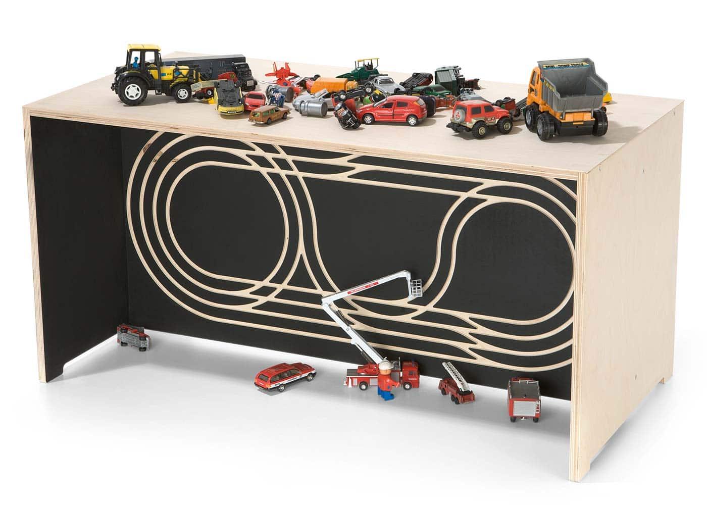 Lieblingssachen fürs Kinderzimmer: Spielmöbel TschTschu von magazin.com // HIMBEER