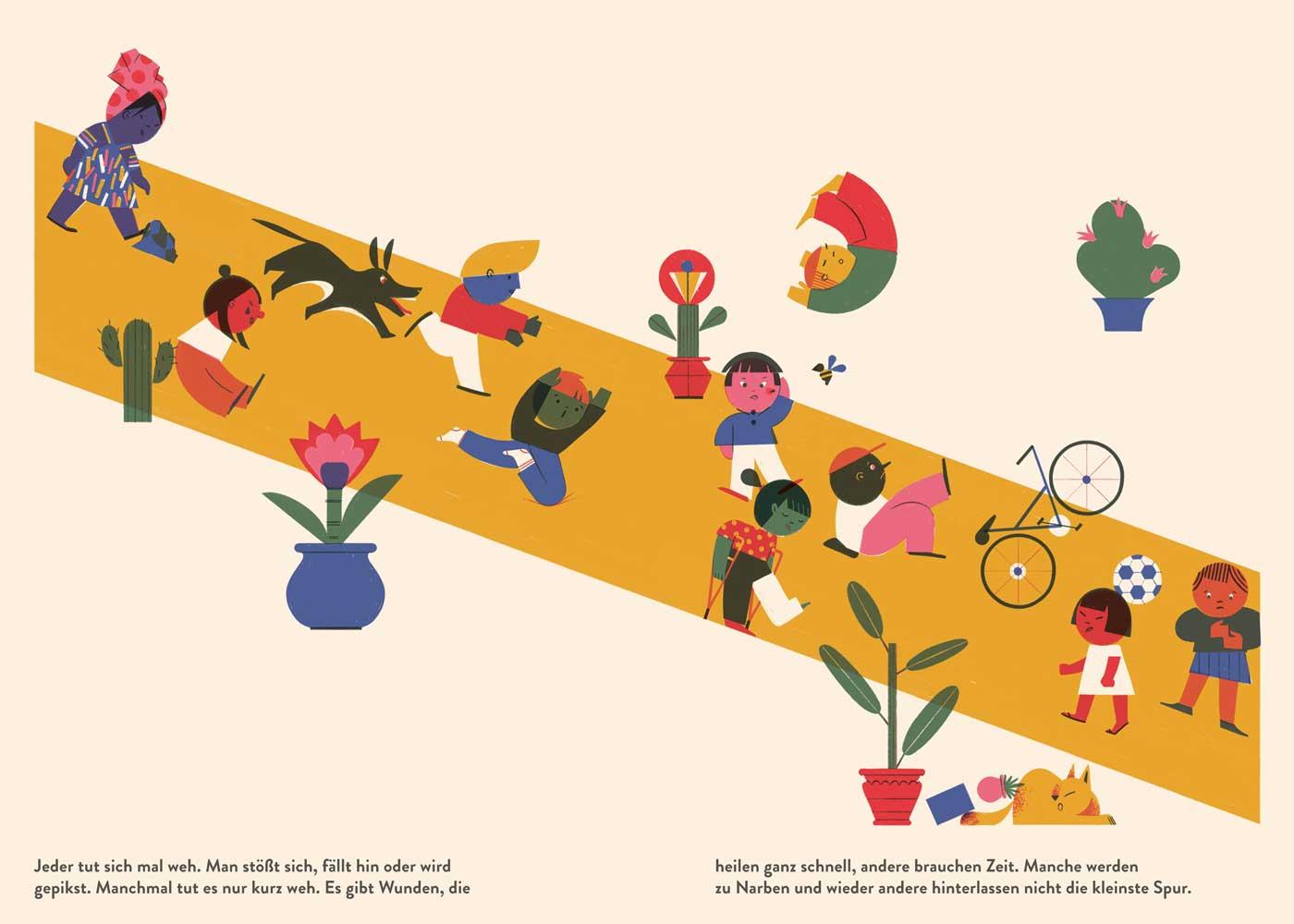 Kinderbuch-Tipp: Du und ich und alle anderen // HIMBEER