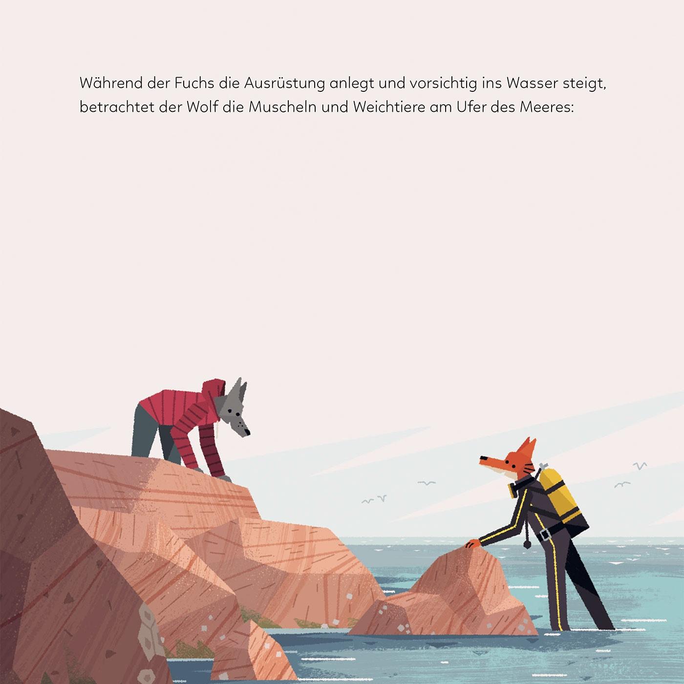 Kinderbuch-Tipp: Fuchs auf Mission in der Tiefsee // HIMBEER