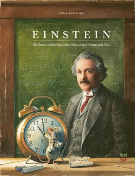 Kinderbuchtipps im Oktober 2020:Einstein von Torben Kuhlmann // HIMBEER