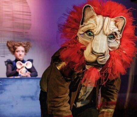 Kultur-Tipp für Familien mit Kindern in Berlin: Der Löwe in dir im Weiten Theater // HIMBEER