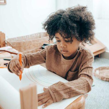 Herbstferien-Kunstkurse für Kinder in Berlin // HIMBEER
