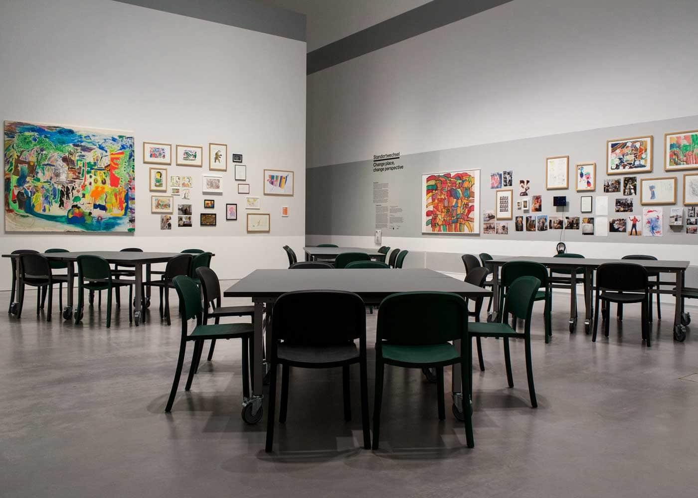 Kultur-Tipps für Familien mit Kindern in Berlin: Berlinische Galerie // HIMBEER