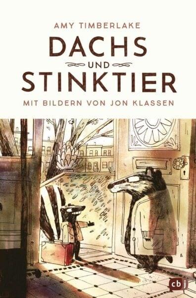 Dachs und Stinktier – Kinderbuch über Freundschaft // HIMBEER