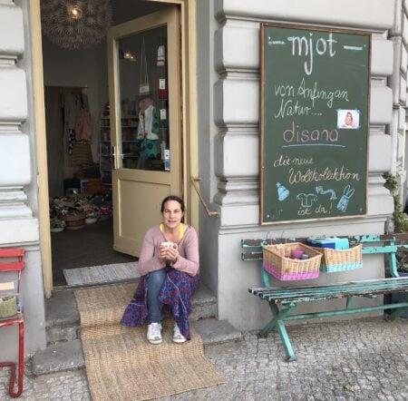 Christiane Orywal von mjot // HIMBEER