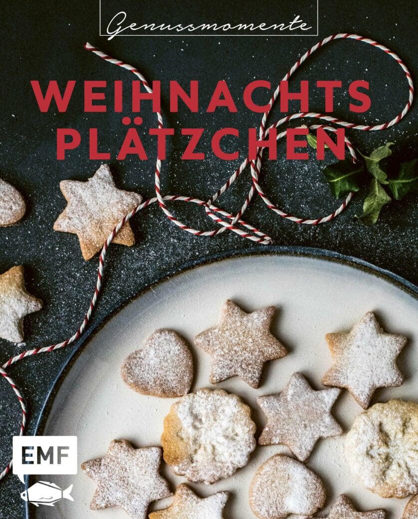Backen mit Kindern in der Weihnachtszeit: Cranberry-Scones // HIMBEER