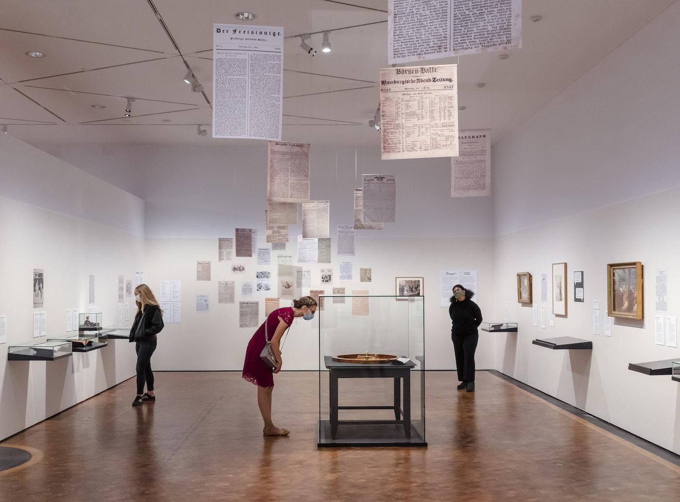 Ausstellung mit Familienprogramm im Deutschen Historischen Museum // HIMBEER