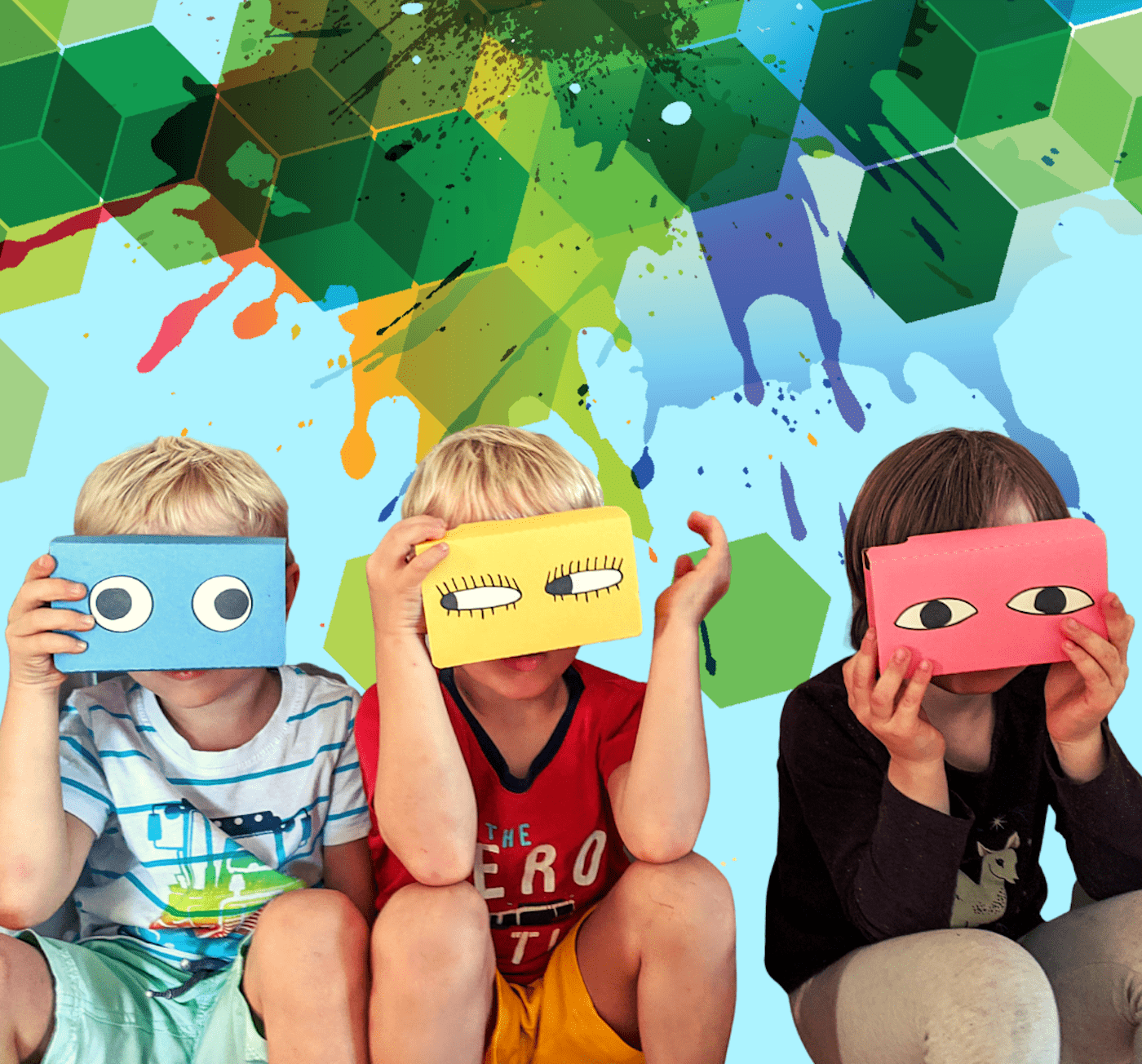 Ferienprogramm für Kinder im FEZ Berlin // HIMBEER