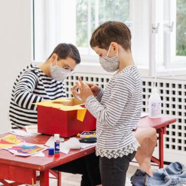 Herbstferien-Programm der Staatliche Museen zu Berlin für Kinder in Berlin // HIMBEER