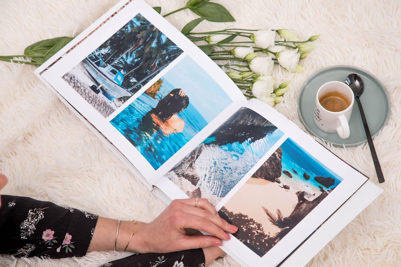 Gute Apps: Fotobuch gestalten mit LALALAB Foto-App // HIMBEER