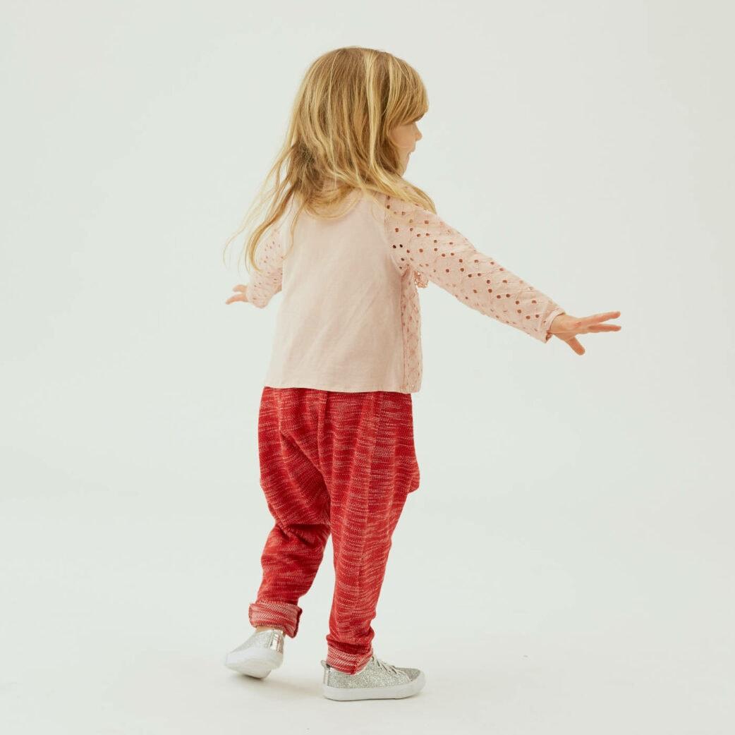 Haremshose für Kinder nähen // HIMBEER