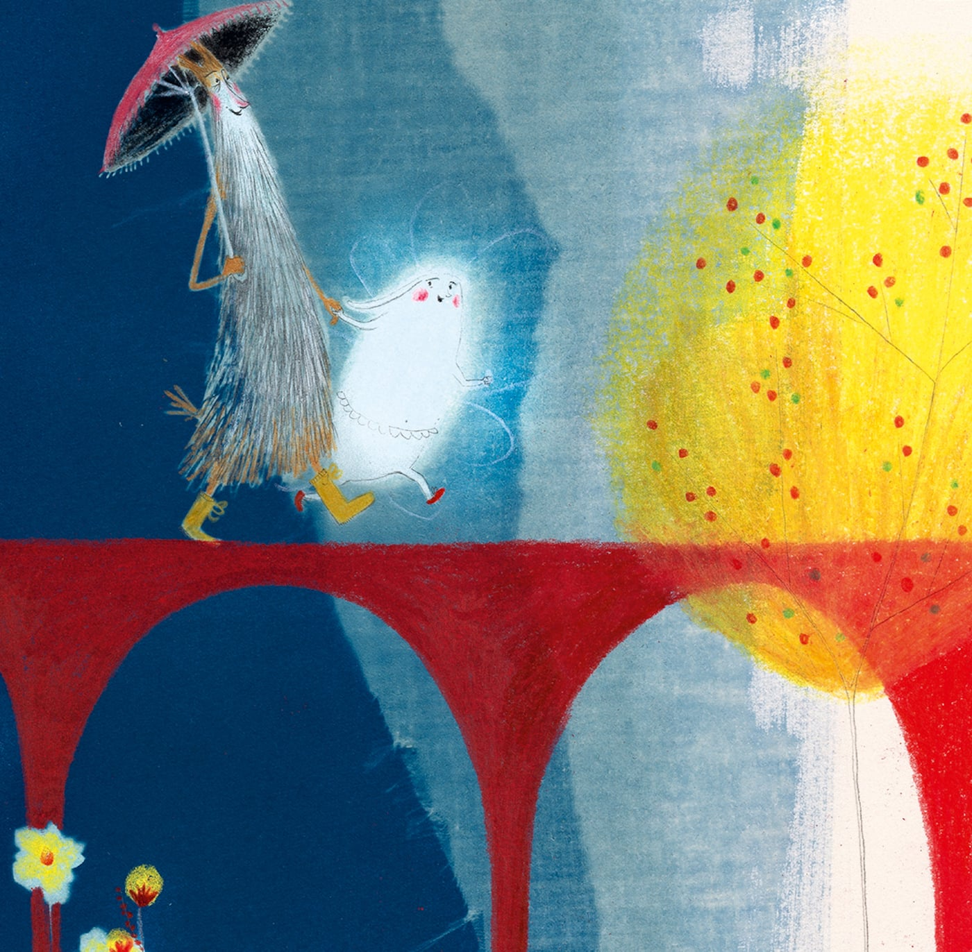 Kinderbuch-Lesung im PalaisPopulaire für Kinder in Berlin // HIMBEER