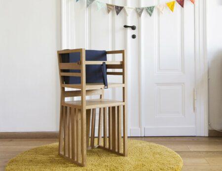 Kinder-Hochstuhl von Zaunkönig für Kinder // HIMBEER