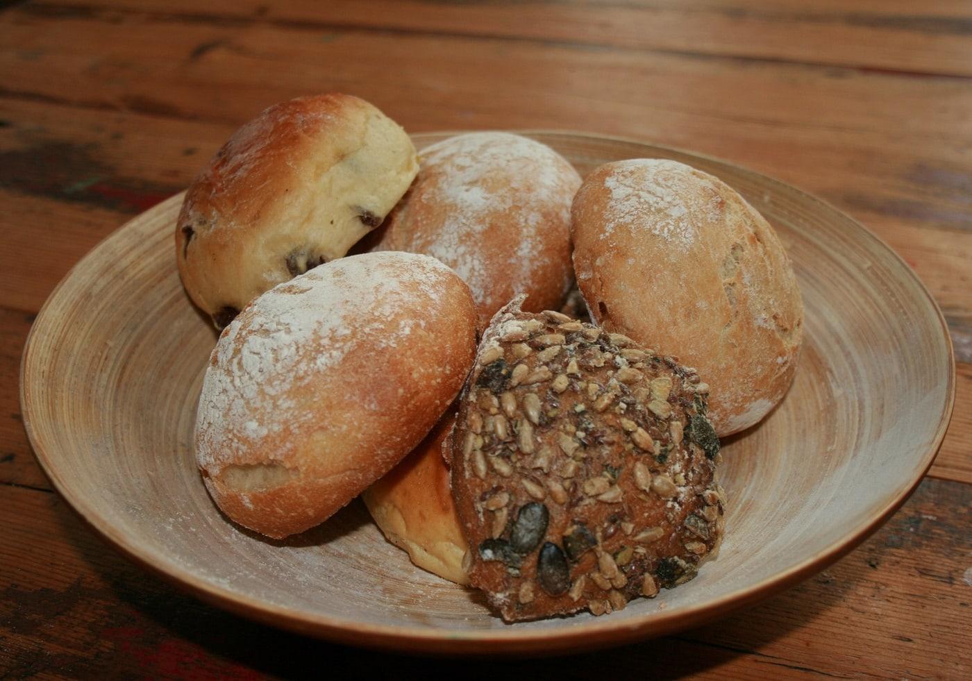 Brot und Brötchen von Gragert // HIMBEER