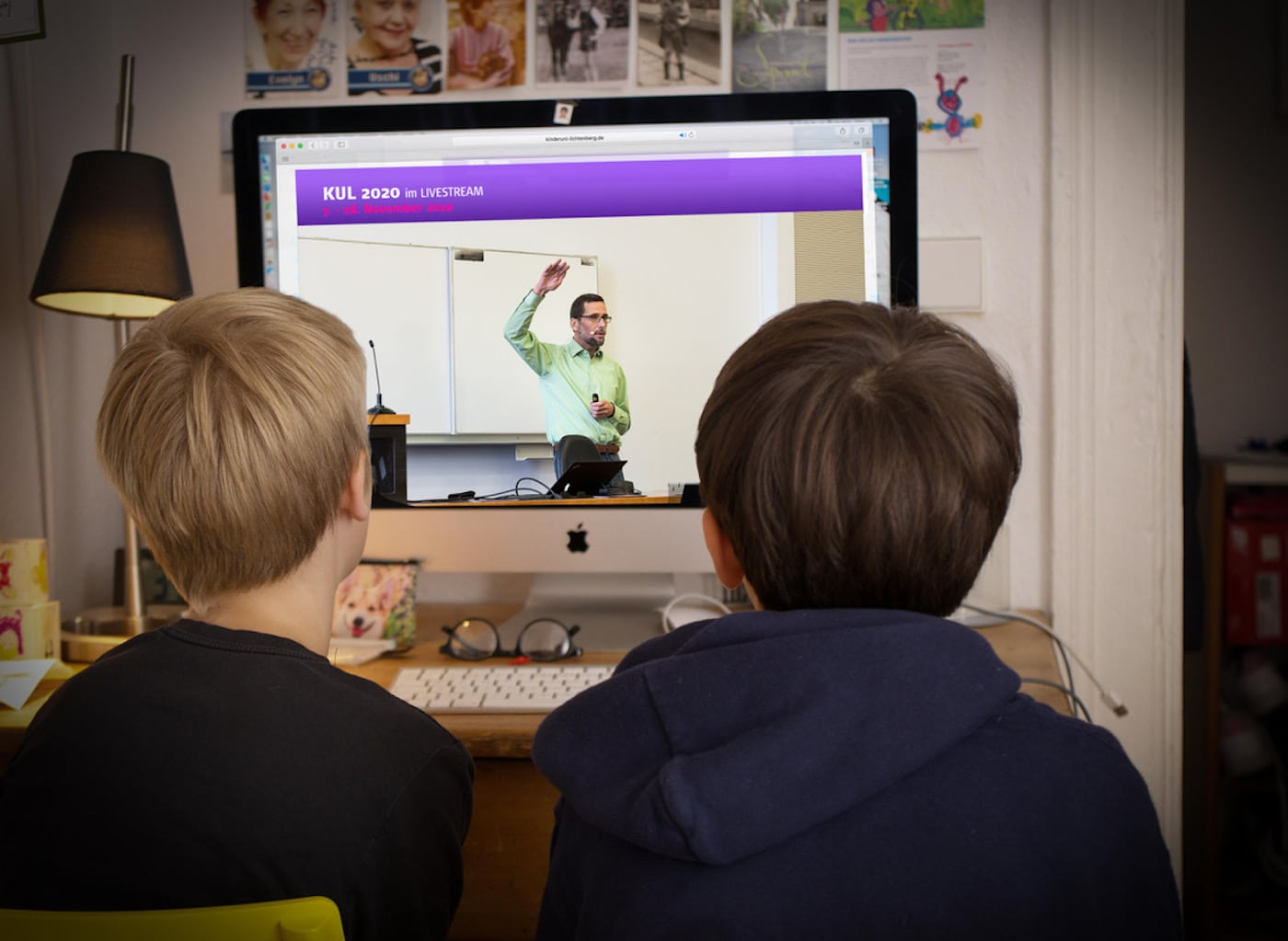 Kinderuni Lichtenberg 2020 mit Programm für Kinder in Berlin // HIMBEER