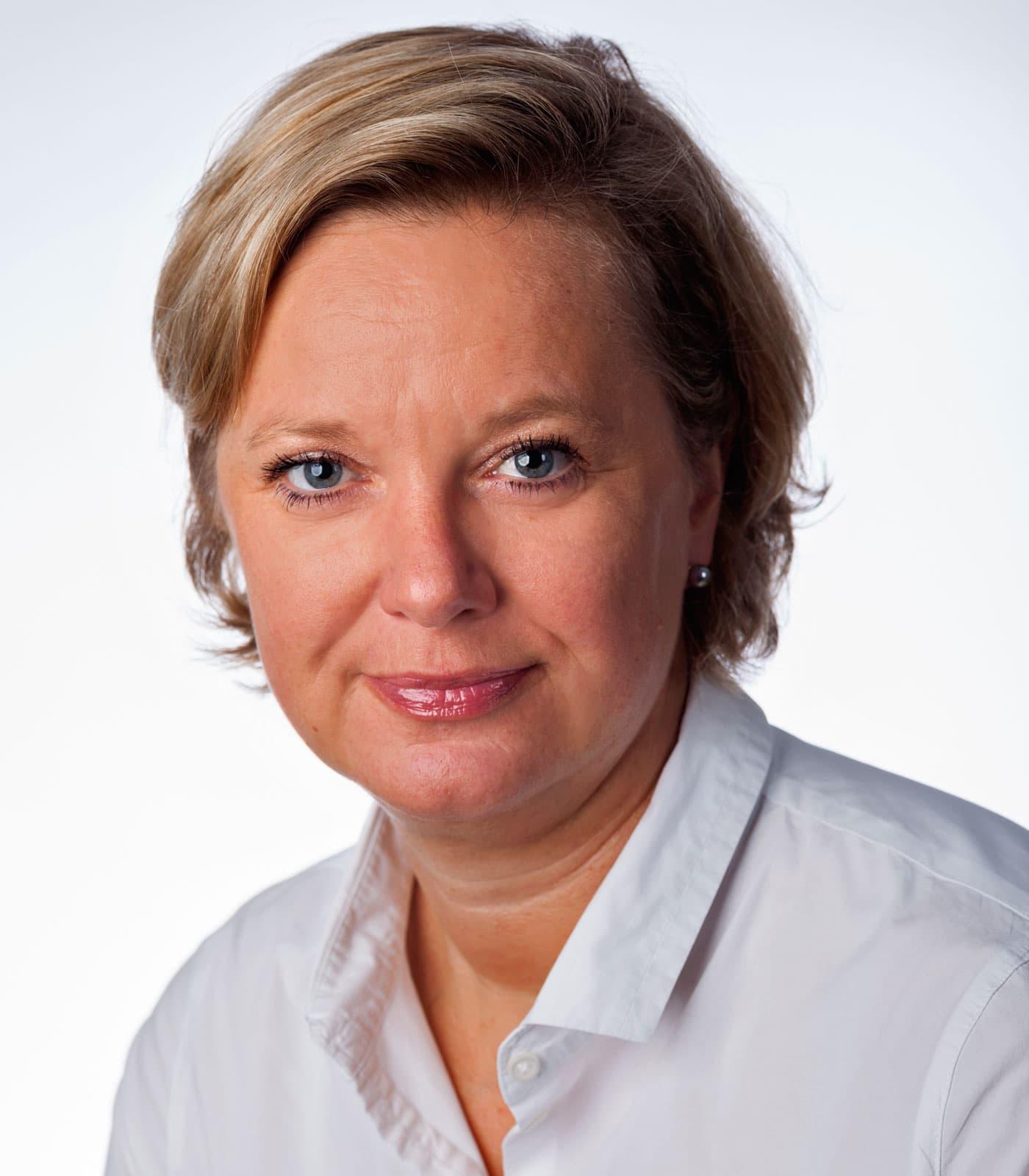 Mitglied der Geschäftsführung von wellcome Kirsten Harnisch-Eckert // HIMBEER