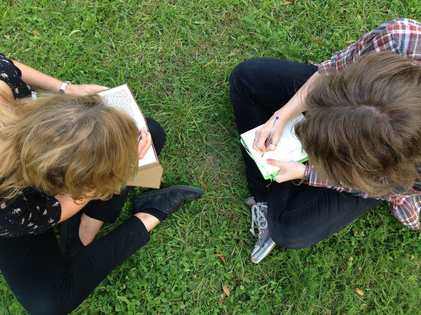 THEO Schreibwettbewerb für Kinder und Jugendliche // HIMBEER