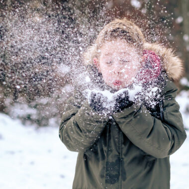 Winterausflug mit Kindern in die Natur – Tipps für Berliner Familien // HIMBEER