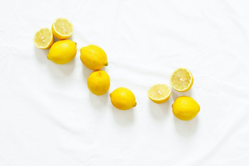 Zitronen für die Zitronenpasta // HIMBEER