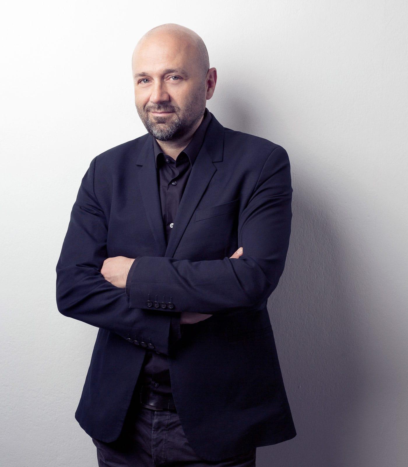 Architekt und Künstler Jürgen H. Mayer unterstützt den Wettbewerb jugend creativ // HIMBEER