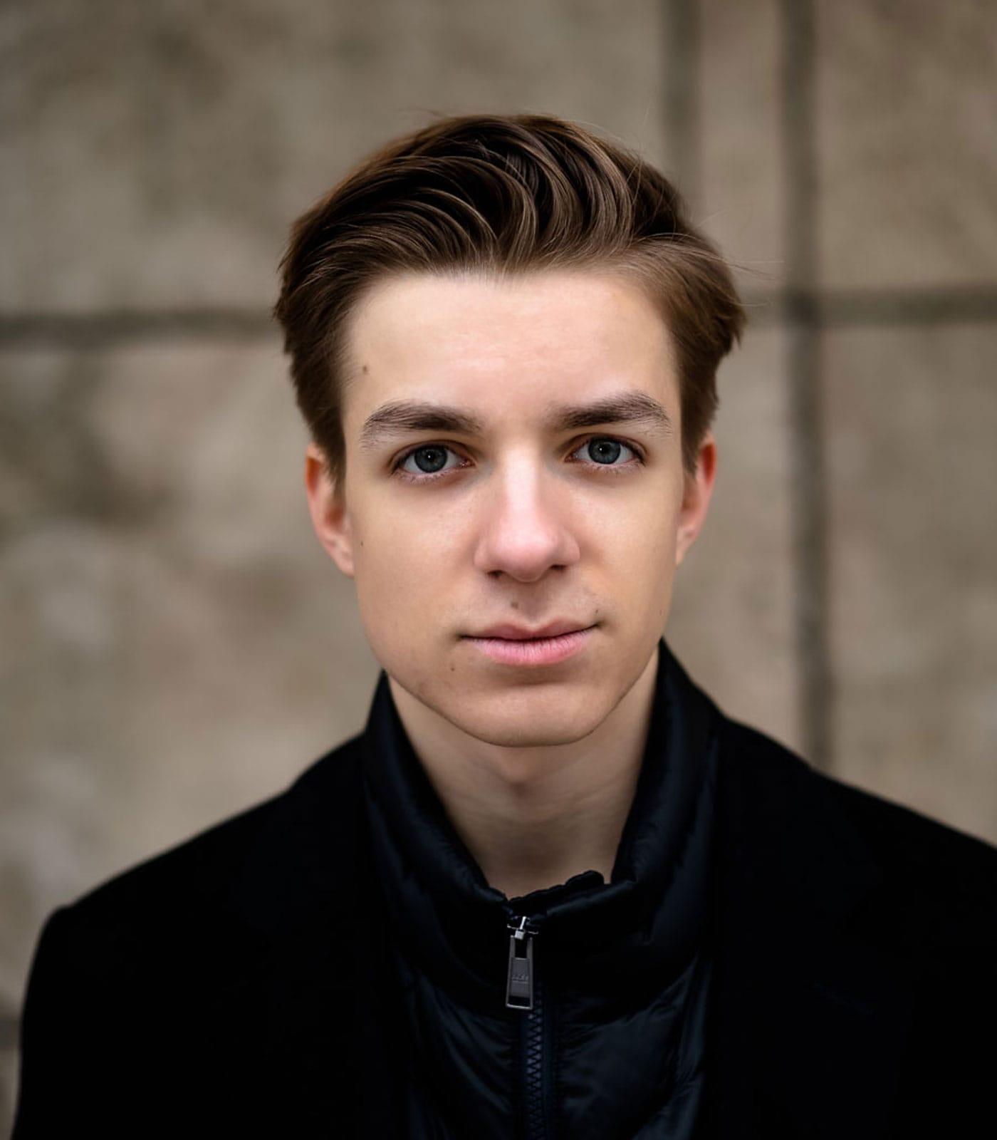 Nick Julius Schuck ist Unterstützer des Wettbewerbs // HIMBEER