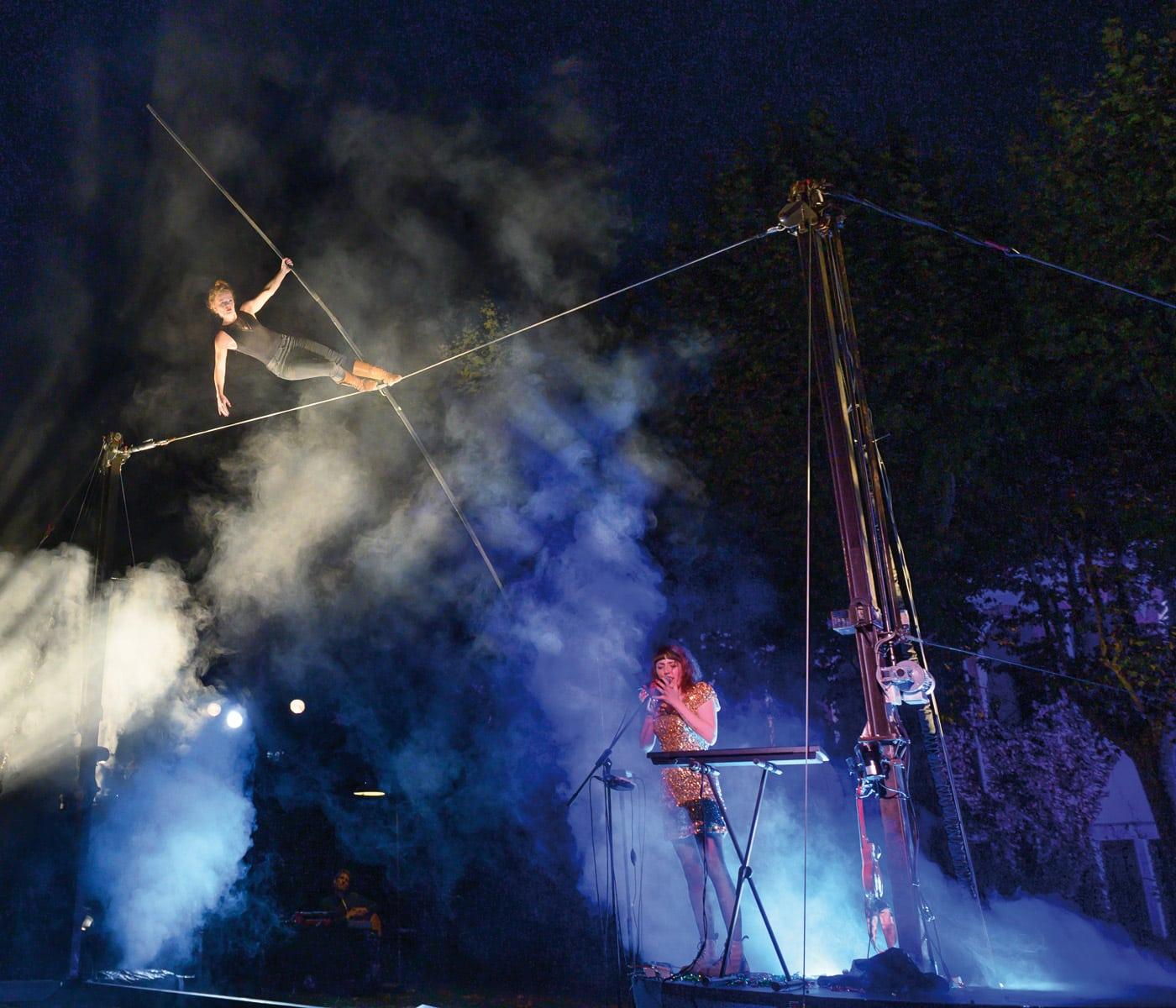 Berlin Circus Festival digitale Winteredition // HIMBEER